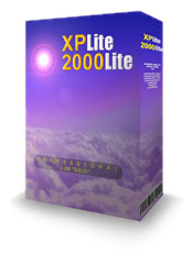 xplite and 200lite customize Windows 2000 and Windows XP allowing you to add and remove features like internet explorer, outlook express, directX, fonts, sounds...and more!